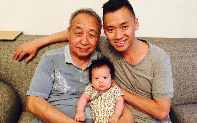 Category: Design - ji lee family grandfather grandchild